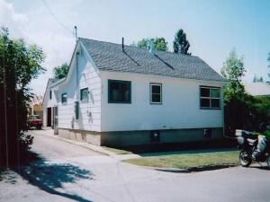 Renovated Duplex in Historic District